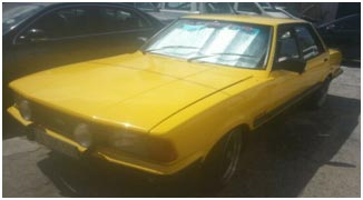 1984 Ford Cortina - Cape Town - R40k