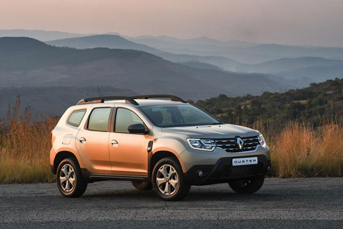 The Renault DUSTER 4x4 completes the All-New DUSTER range