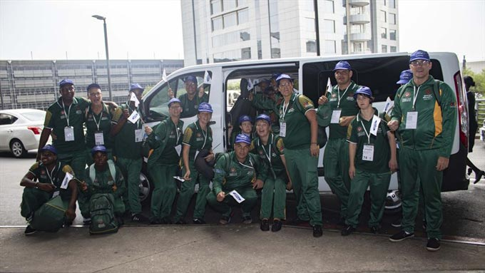 Ford Sponsors 30 Team SA Athletes for Special Olympics in Abu Dhabi