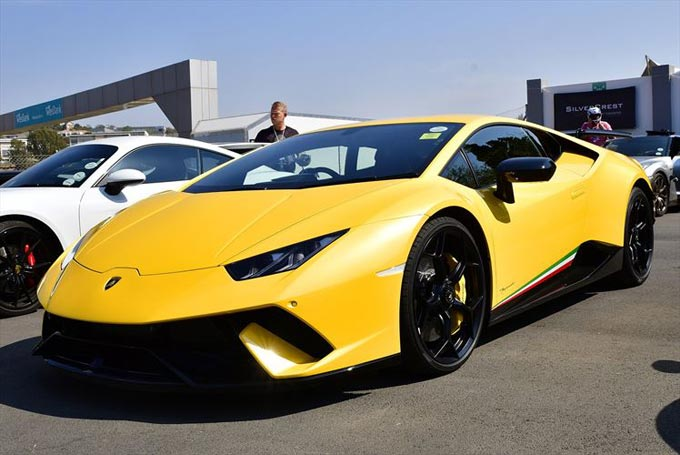 Africa's premier photo, video and imaging event attracts prestigious supercar partnership