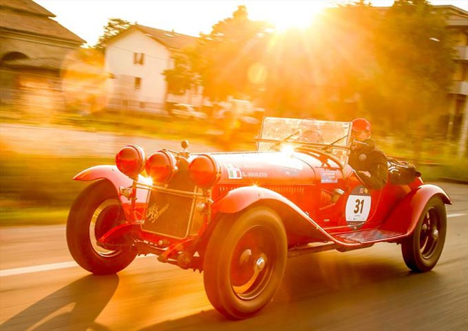 A history of racing and victories: Alfa Romeo is Automotive Sponsor of the 2019