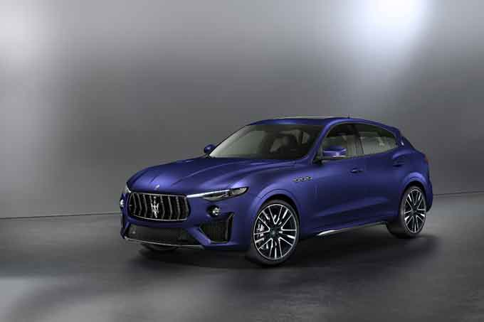 Maserati at the 89th edition of the Geneva International Motor Show