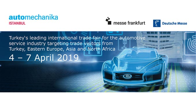 High-end manufacturers from Spain are waiting for you in Automechanika Istanbul!