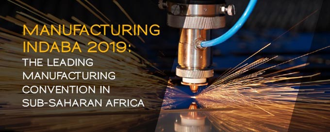 The Leading Manufacturing event in Sub-Saharan Africa