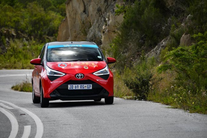 Three class wins for Toyota/Lexus – Wesbank Fuel Economy Tour