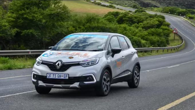 Renault SA scoops award as most fuel efficient brand in South Africa in the 2019 Wesbank Fuel Economy Tour