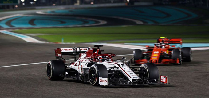 2020 FIA Formula One Abu Dhabi Grand Prix – Race – Sunday