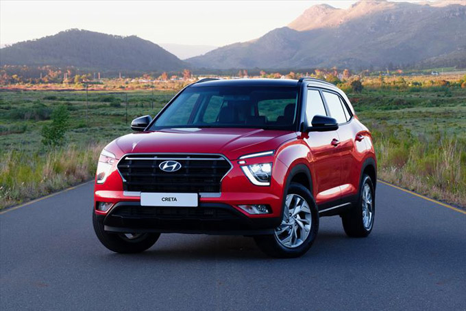 All-new Creta is a fresh new face in Hyundai SUV range