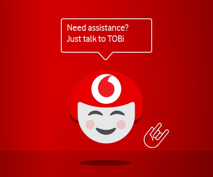 Self-RICA your sim wherever, with the help of Vodacom's Chatbot TOBi