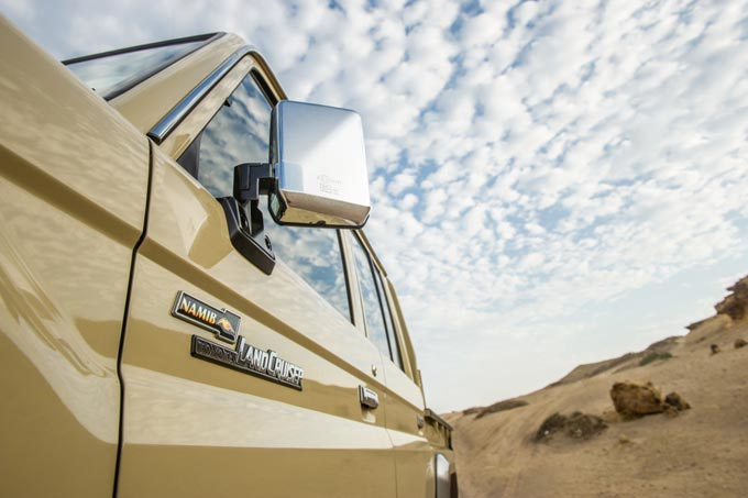 Land Cruiser Namib – Back by popular demand