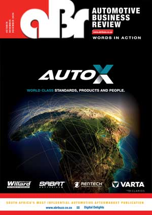 Automotive Business Review October / November / December 2020