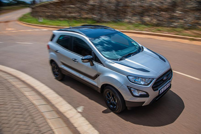 Ford Adds Eye-catching Style and Personality to Segment-leading EcoSport