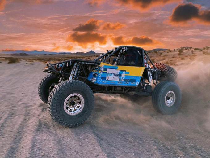 BILSTEIN Backs YouTube Racers at King of the Hammers
