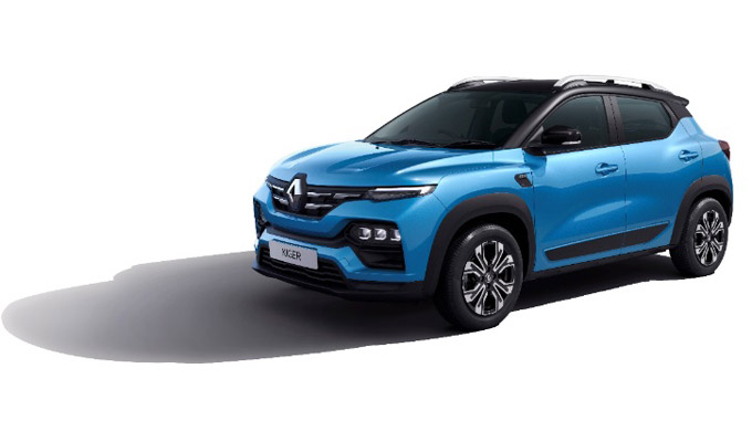 World first: the sporty, smart, stunning Renault Kiger soon in South Africa
