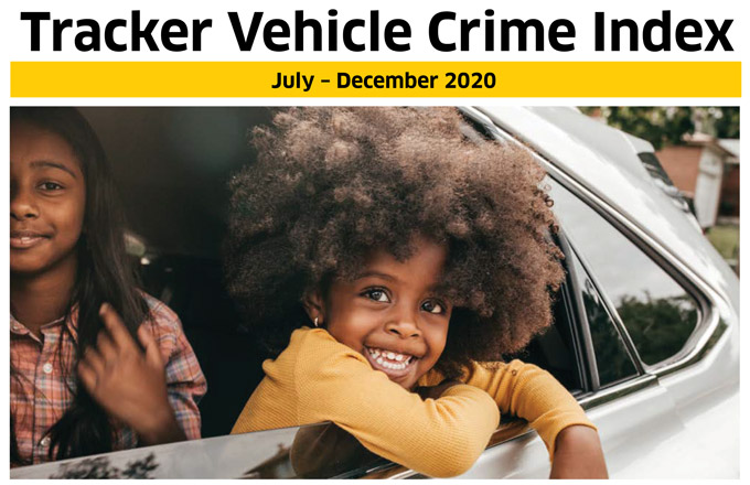 13% decrease in vehicle crime, Hijacking remains prevalent