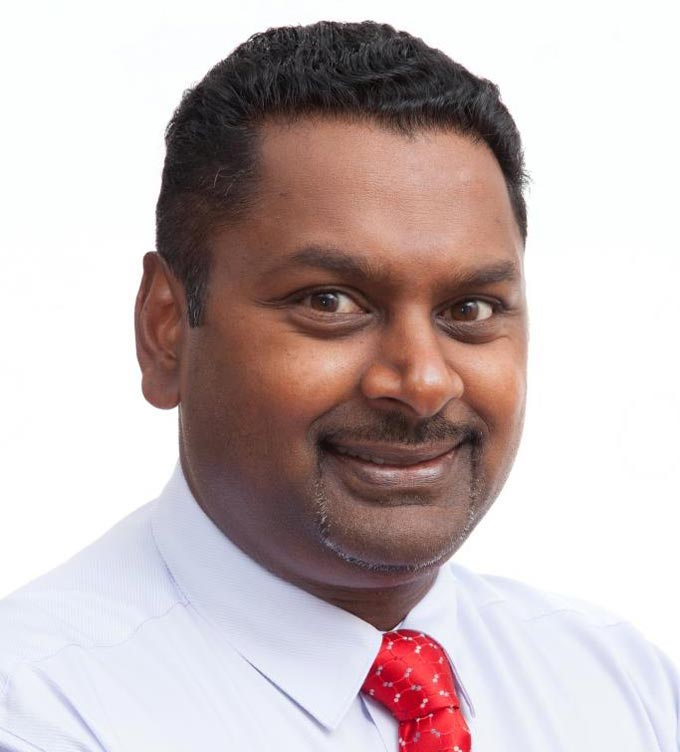 Vishal Premlall, national director of the South African Petrol Retailers Association (SAPRA)