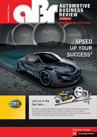 Automotive Business Review November 2014
