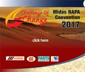 Midas NAPA convention 2017