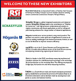 NAACAM Show latest exhibitors update 28/11//2016