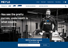 New MEYLE website launch to round off rebranding campaign