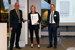 Volkswagen's Communications Division recognised at Volkswagen Group Environmental Awards