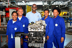 Volkswagen and office of the Premier of Eastern Cape join hands to train unemployed people