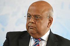Thank you South Africa for expressing your support for Mr Pravin Gordhan!