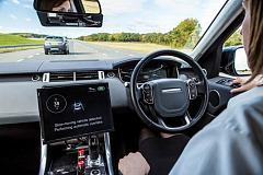 Jaguar Land Rover drives forward connected and autonomous vehicle technologies