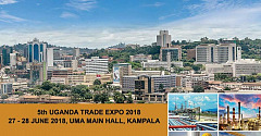 5th Uganda Trade Expo 2018