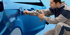 Standox Practical tip: How to repair paintwork with tinted clearcoats