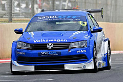 Volkswagen Motorsport goes back to the front for Cape Town GTC