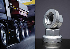 BMG's Nord-Lock wheel nuts for on-road and heavy-duty vehicles - increased safety even under severe conditions