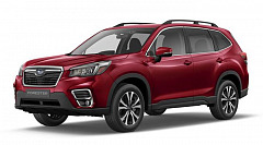World premier of all-new 2019 Forester at New York International Auto Show