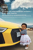 Audi recognised as an Icon Brand in South Africa