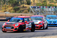 Signature Motorsport MINI team ready to fly at Kyalami races