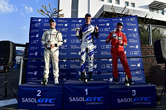 Master(s)ful drive from Keagan at Zwartkops races