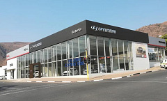 Hyundai in Barberton Changes landscape of 110 year old town