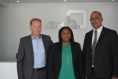 Dr Sven Baumgarten – Managing Director, Ms Nonhlanhla Ngwenya – Director & Mr. Grant Glennistor – Head of Operations
