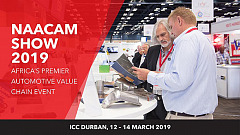 Feedback from NAACAM Show 2017 participants and see who has already booked for 2019