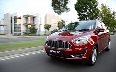 Ford Figo Range Expanded with Top-Spec Titanium Model