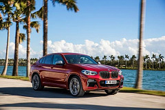 The all-new BMW X4 is coming