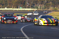 Killarney's summer sensation - Cape motor racing year set to start in style