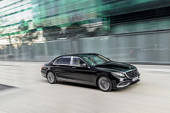 The all new S-Class – Automotive benchmark in efficiency and comfort