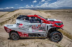 Tough Dakar Rally brings out the best in SA teams and competitors