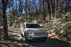 New 2019 Jeep® Cherokee: Evolution of the most capable mid-size SUV Debuts at the North American International Auto Show in Detroit