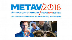 METAV 2018: Important information regarding the new accreditation procedure!