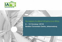 Six reasons to attend Infrastructure Africa 2018