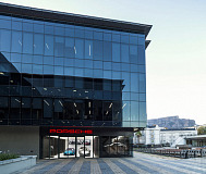 Porsche Studio Cape Town Waterfront inaugurated