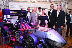 Standox supports Austrian racing team in Formula Student series