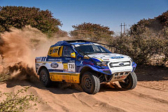 Delight and Disappointment for Ford NWM in the Desert